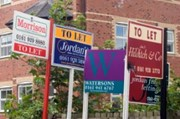 Rents falling: has the buy-to-let bubble burst?